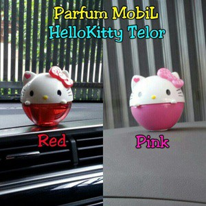 Parfum Mobil Hello Kitty Pink Shopee Indonesia