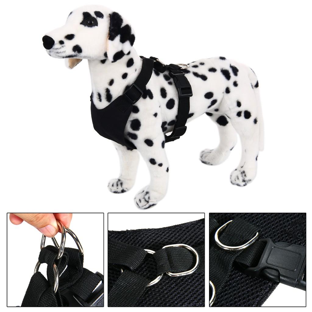 Tali Seatbelt Anjing Adjustable Dog Harness size M -PS026 | Shopee Indonesia