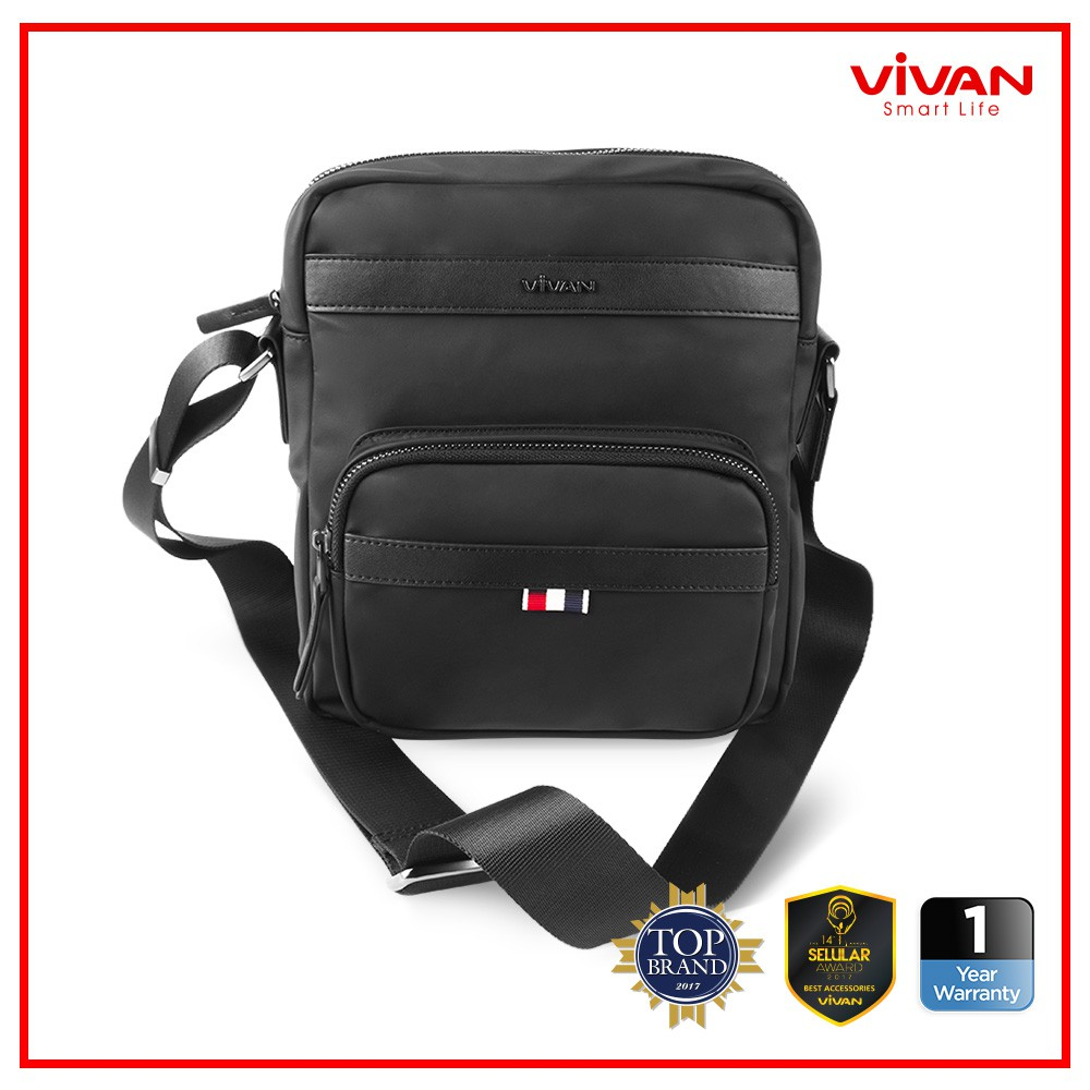 Dompet Backpack Tas Koper Vivan Daftar Harga Catriona Maika Top Handle Bag Black Vbg Jn02 Mini Water Repellent Crossbody Garansi Resmi 1 Tahun