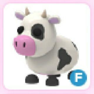 Cow Polos Adopt Me Pet Roblox Shopee Indonesia
