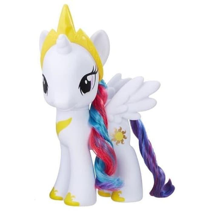 Figure My Little Pony Princess Celestia 8 Inch 20cm Shopee Indonesia