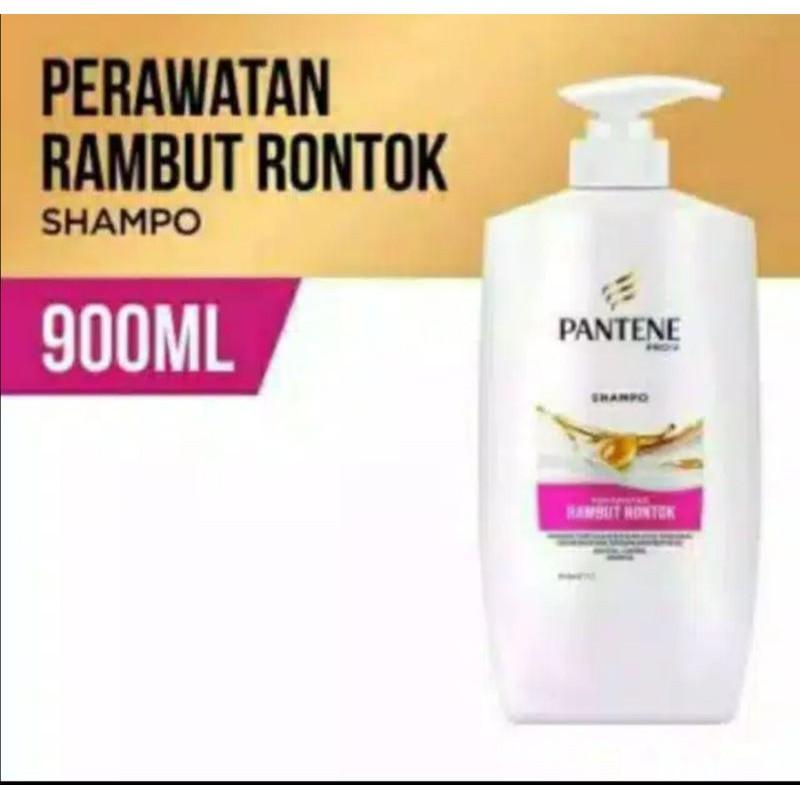 Shampoo Pantene Hair Fall /anti dandruff/ total damage/anti lepek  900ml-Hair fall
