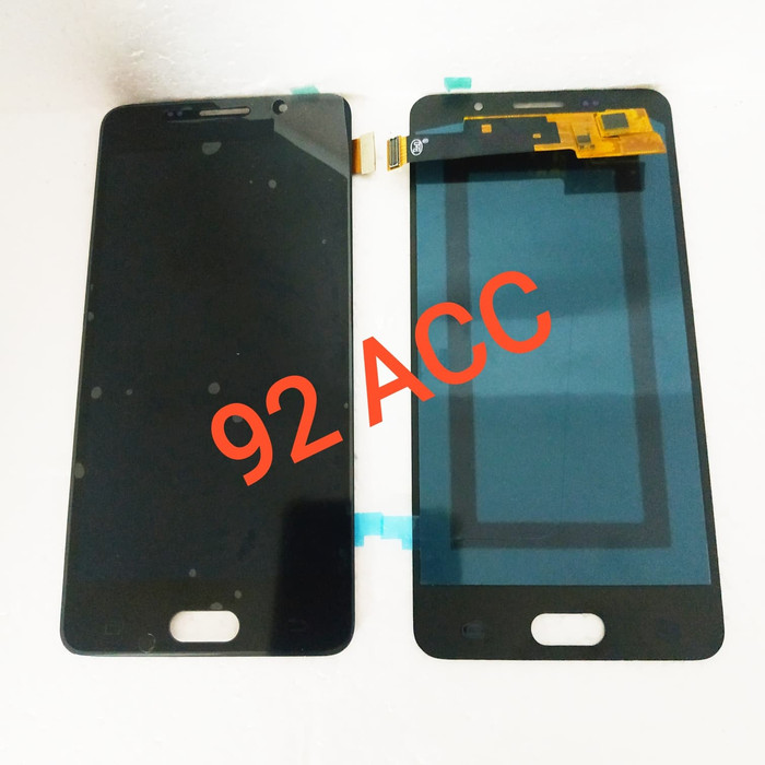 LCD TOUCHSCREEN SAMSUNG A5 2016 A510 OEM OLED Hitam