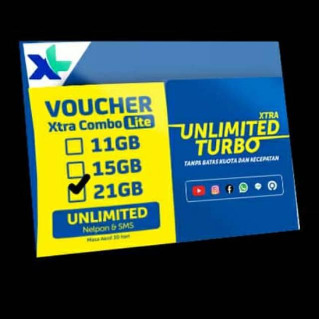 XL UNLIMITED TURBO 40GB