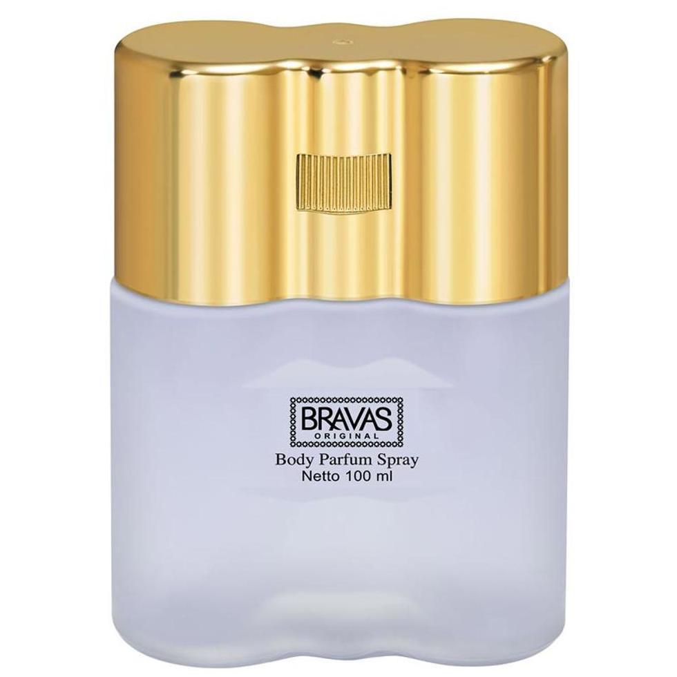 BRASOV Body Mist XX-CT-671528 White Heaven Parfum Spray Netto . Source ·