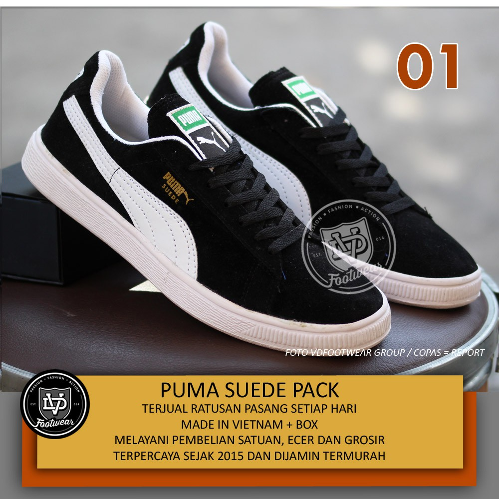 PUMA X BTS Tsugi Shinsei (Black)  e0abe2c27d