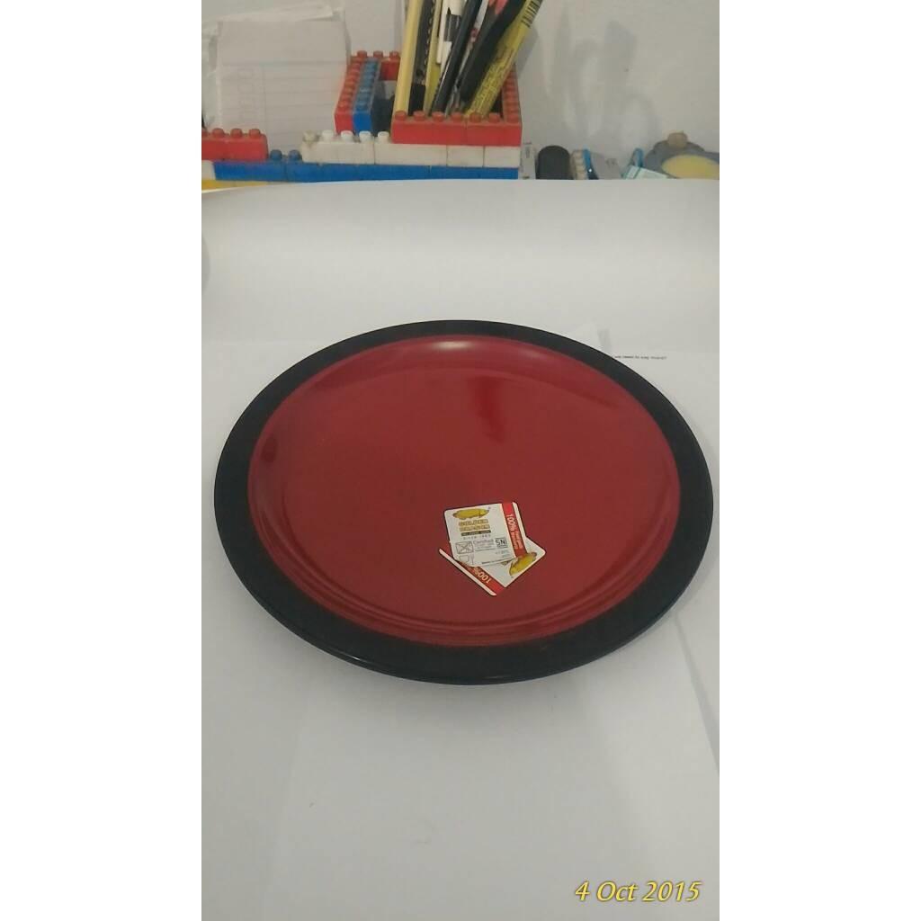 Piring Daun Kotak 8 P4608 Golden Dragon Shopee Indonesia Oval Melamine 10 Inci Merah P0310 M