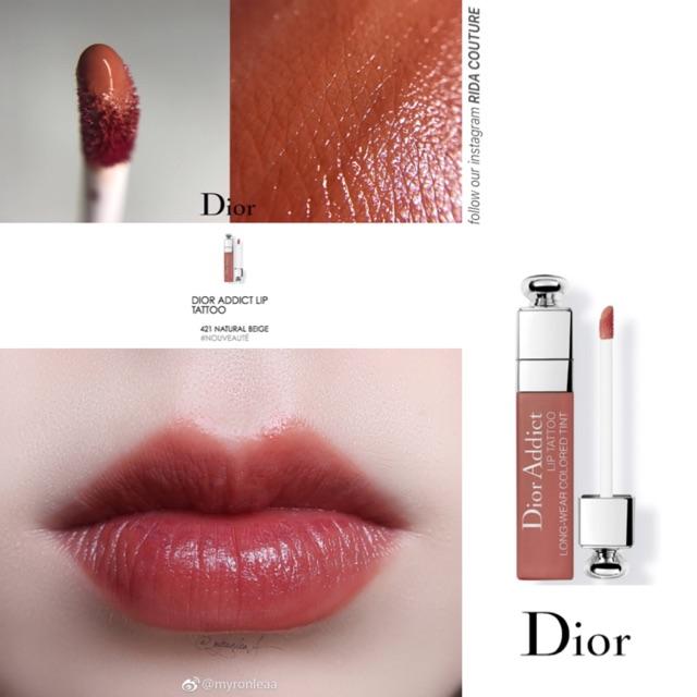 Dior Addict Lip Tattoo 421 Beige
