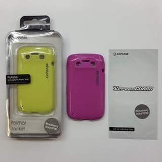 Capdase Polimor Blackberry Belagio / Onyx3 / 9790 Berkualitas