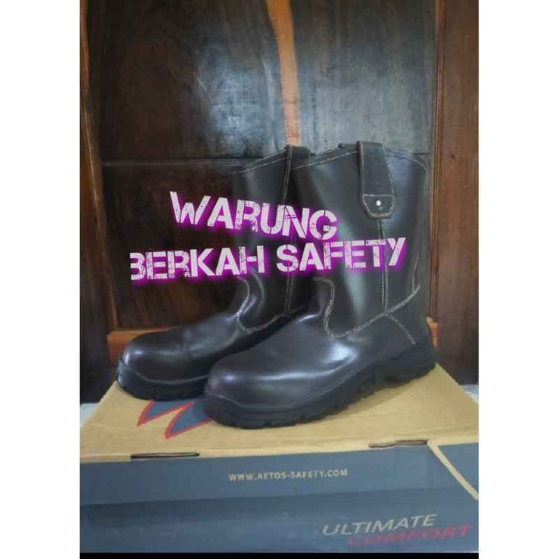 sepatu / safety shoes boots Aetos