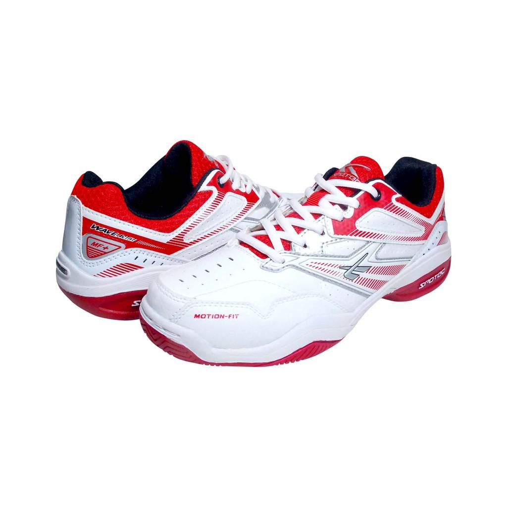 Sepatu Pria   Wanita Tennis SPOTEC NELSON ↘↘↘ Save 20% 6c9e6c4050