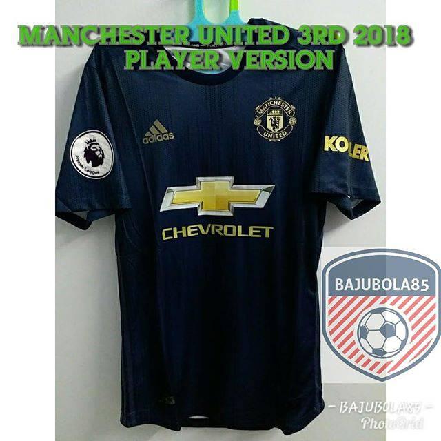 069ede3f3bb Jersey Manchester United special EA sport grade ori