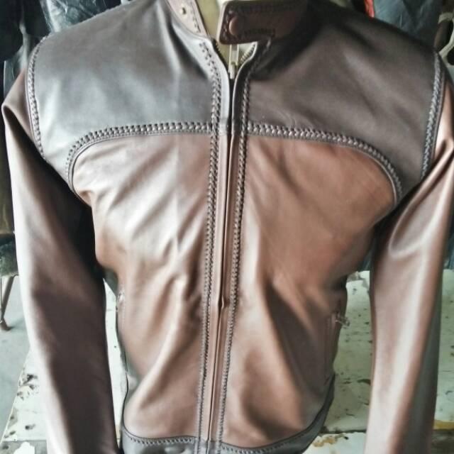 50 Model Jaket Kulit Kang Mus Preman Pensiun Terbaik