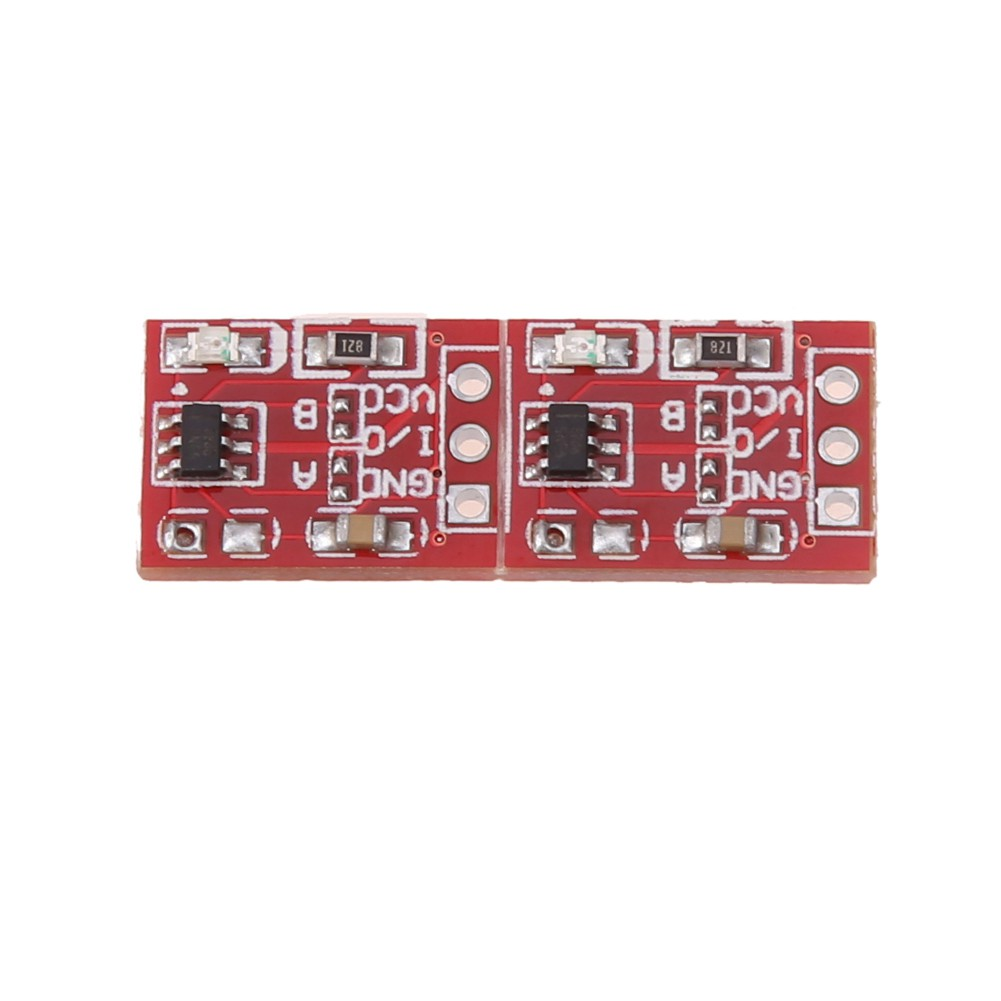For Arduino Lot 10pcs TTP223 Capacitive Touch Switch Button Self-Lock Module New