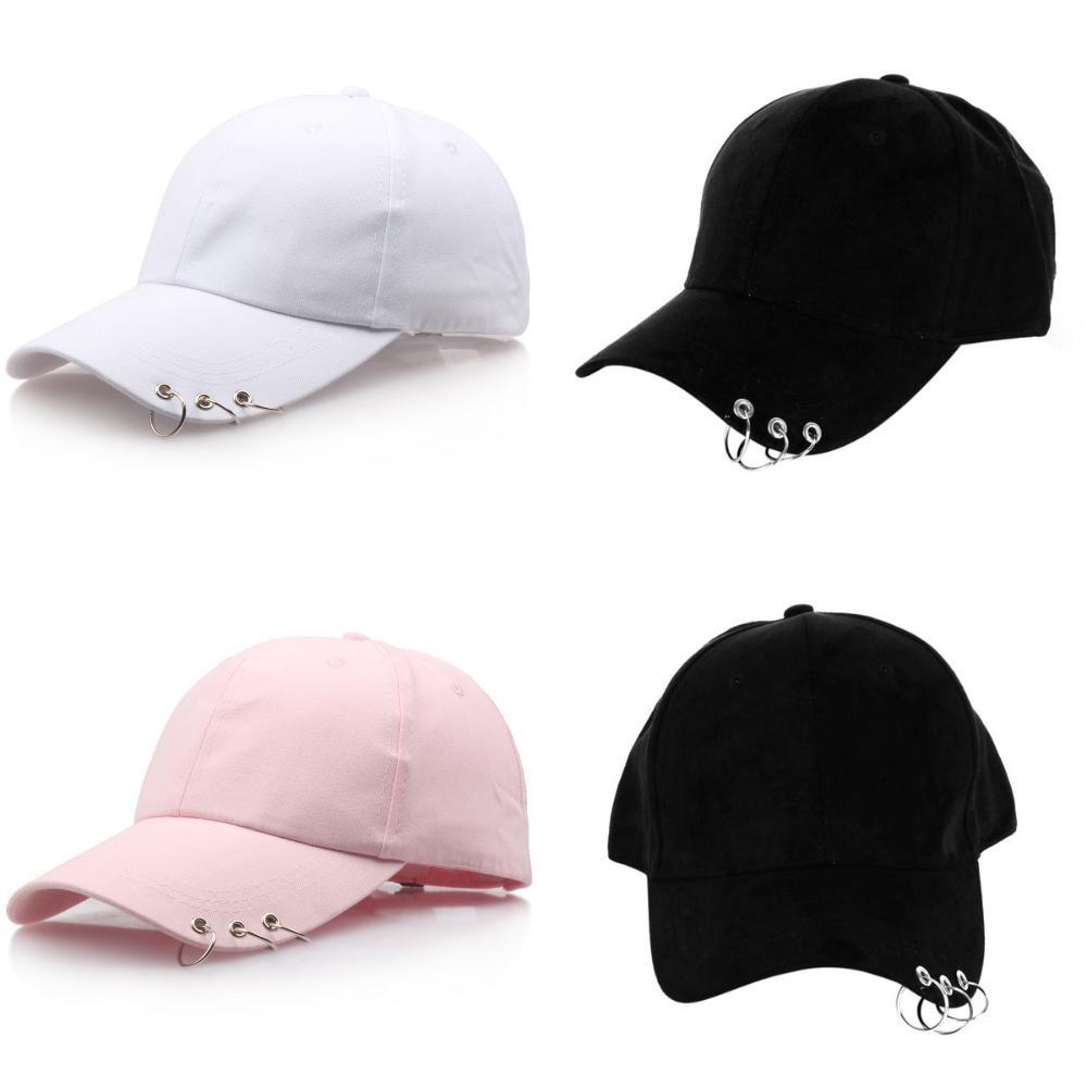 Topi Baseball Motif Bordir Gaya Korea Santai untuk Wanita  a97745e6a3