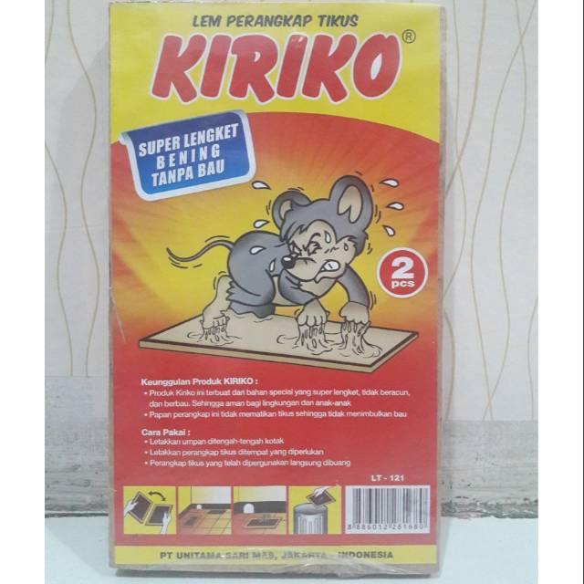 Kiriko Lem Perangkap Tikus Shopee Indonesia