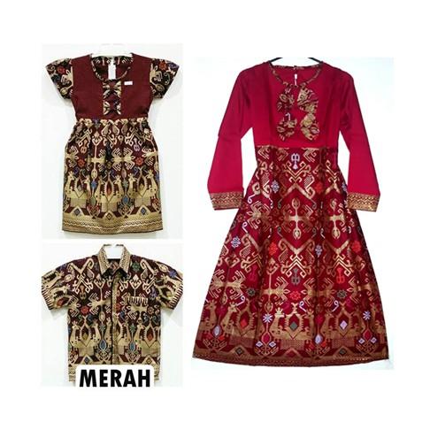 Baju Batik Anak Kemeja Batik Anak Dress Batik Anak Gamis Batik Anak Srf