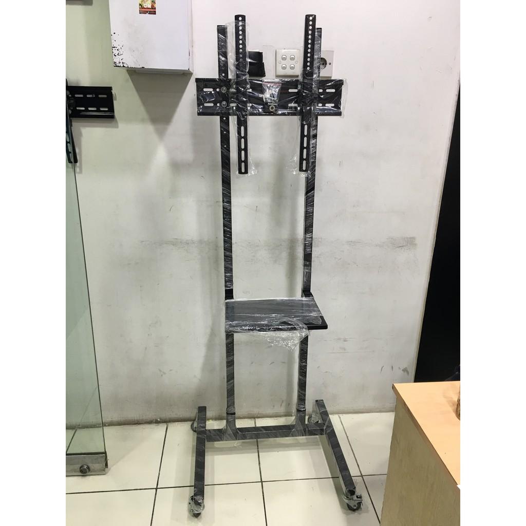 Standing Bracket Tv Lcd Led 32 S D 50 Inch Braket Berdiri Universal 15 Maxx Breket Dinding Bagus Grosir Murah Shopee Indonesia