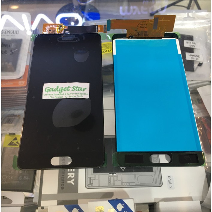LCD TOUCHSCREEN SAMSUNG A510 A5 2016 SEMI OLED
