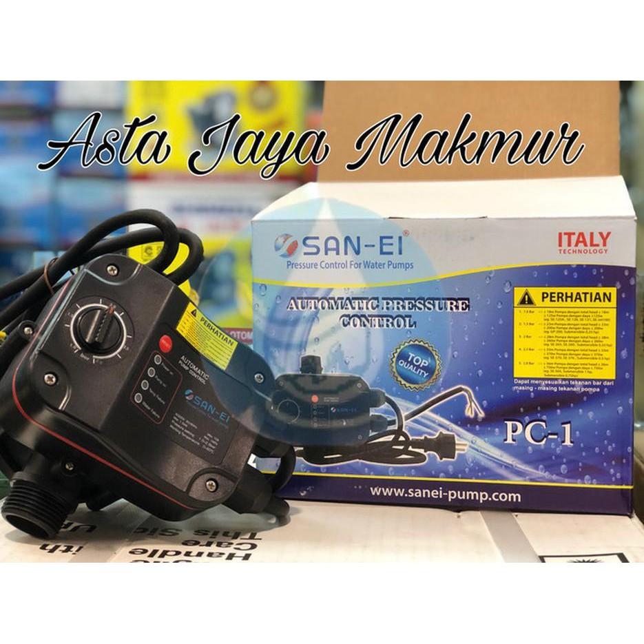 Automatic Pressure Control San Ei Otomatis Pompa Air Limited Stock Shopee Indonesia