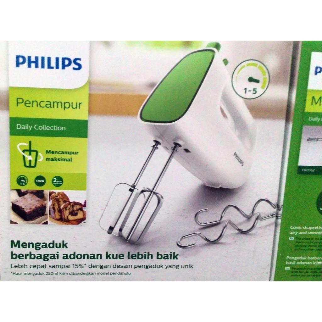 Sendok Blender Philips Ori Shopee Indonesia Hr2116 Hijau Putih Kaca