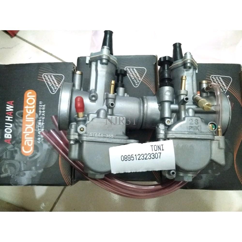 Redy Stok Karbu Karburator Keihin Pwk 28 Bukan Panom Dll Shopee Intex Manipol Rx King Pe Pwl Indonesia