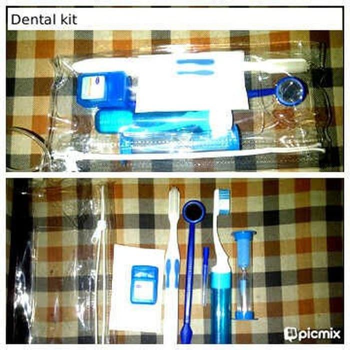 Dental Kit Traveller Paket Sikat Ortho Dental Travel Dr Smith ... 1319c9530b