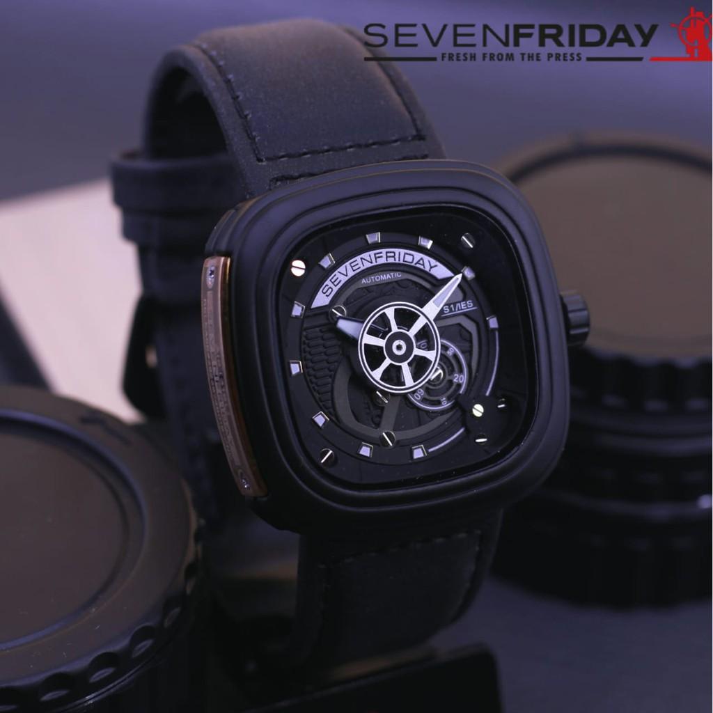 Ready 2 Pilihan Warna Jam Tangan Pria New Sevenfriday Leather Murah ... e54a08217b
