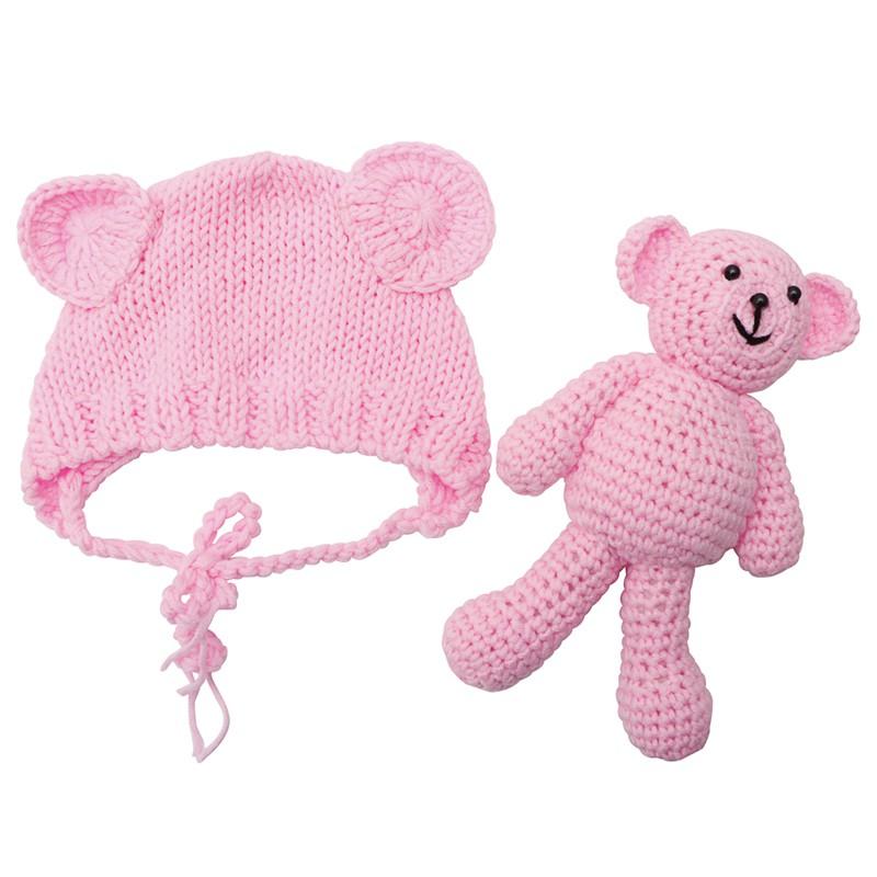 Topi Rajut Bayi Perempuan godean.web.id