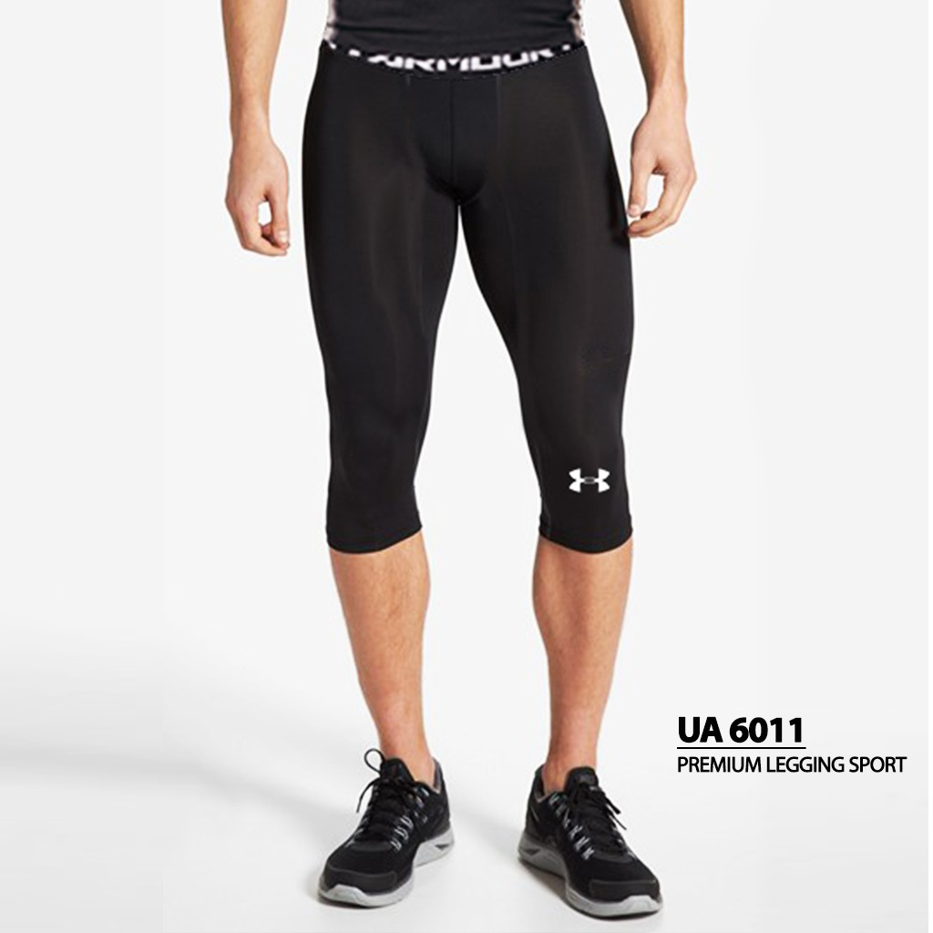 Oppa Style Shop Premium Celana Legging Sport 7 8 Cowok Pria Gym Senam Fitness Olahraga Grade Ori Shopee Indonesia