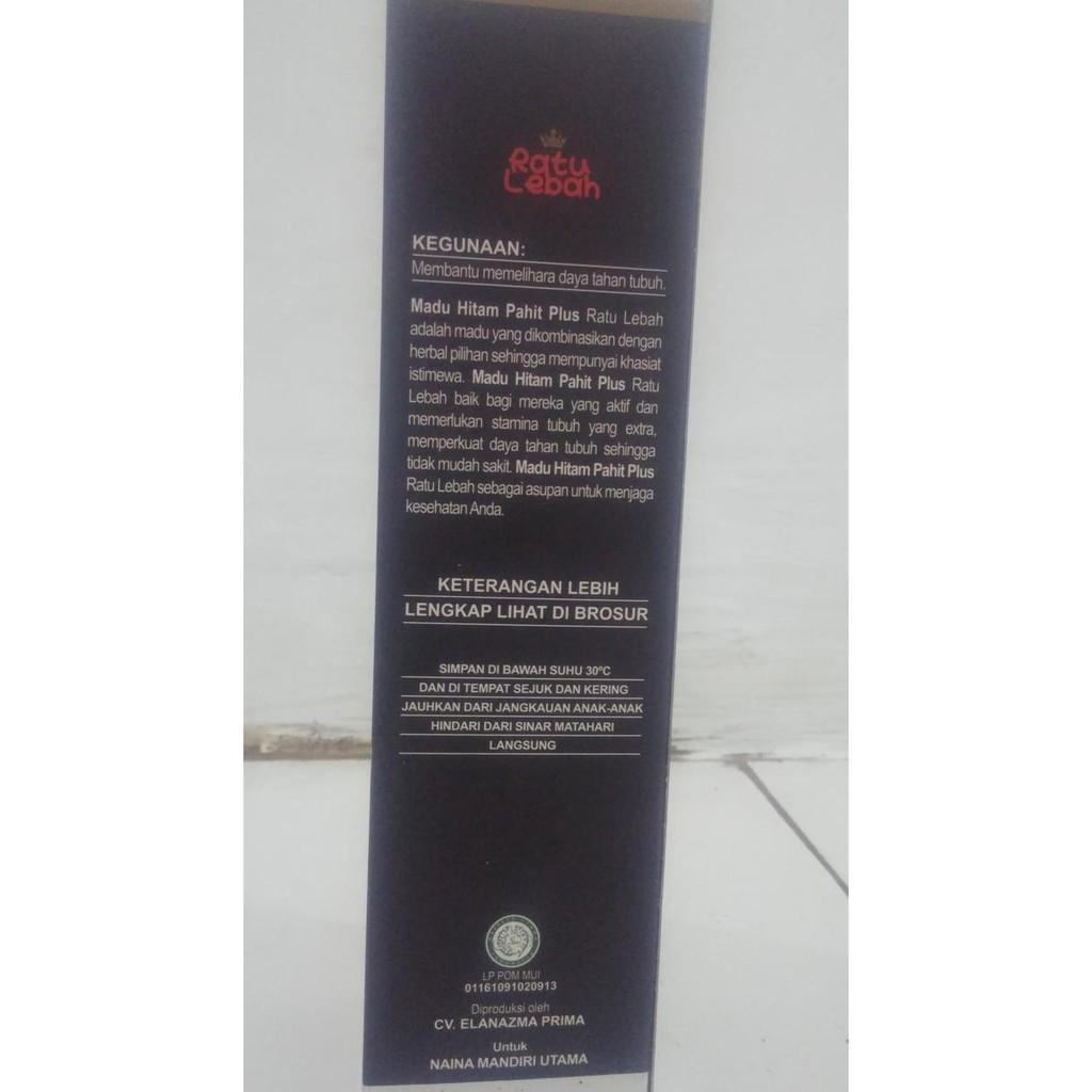 Promo Belanja Madusyifa Online September 2018 Shopee Indonesia Madu Hitam Pahit Ratu Lebah