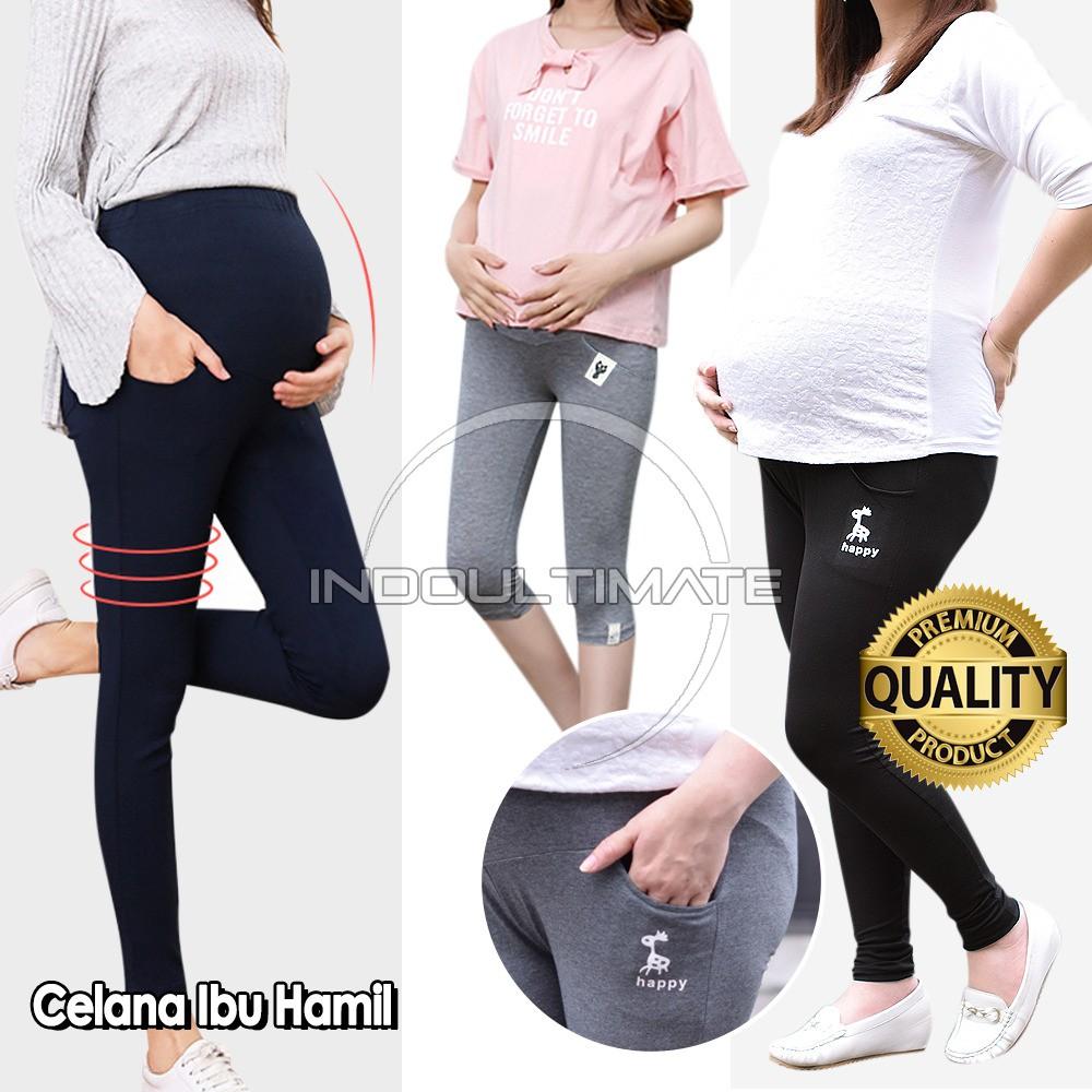 Cod Premium Tebal Dingin Celana Panjang Ibu Hamil Leging Legging Celana Kerja Baju Pakaian Ibu Hamil Shopee Indonesia