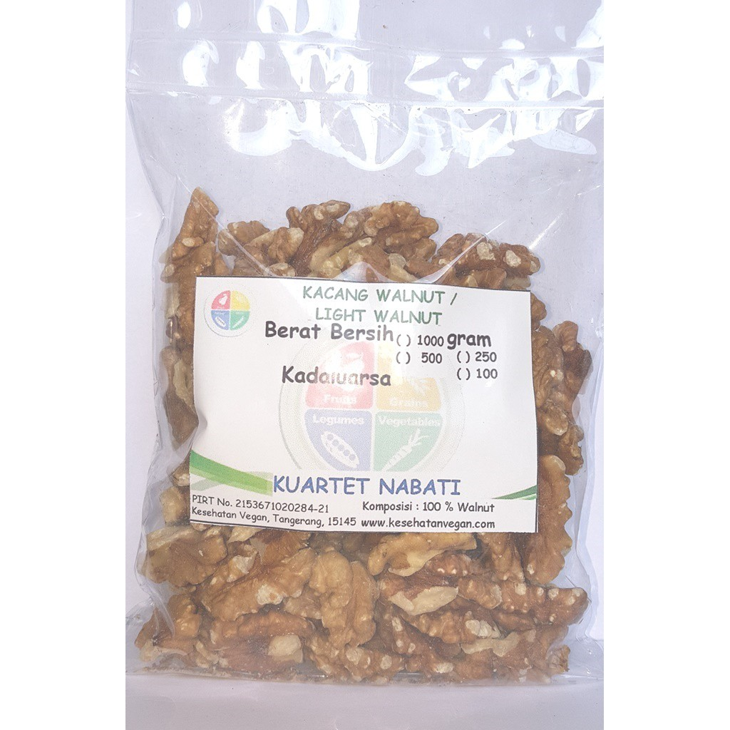 Kacang Bawang Taujin Taojin Salted Garlic Nut Premium 500 Gram Pedas Daun Jeruk Thailand Shopee Indonesia