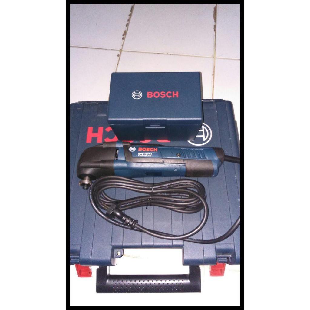 Mesin Multi Cutter Oskilasi Oscillating Bosch Gop 30 28 Gergaji Jigsaw Gst 80 Pb Professional Shopee Indonesia