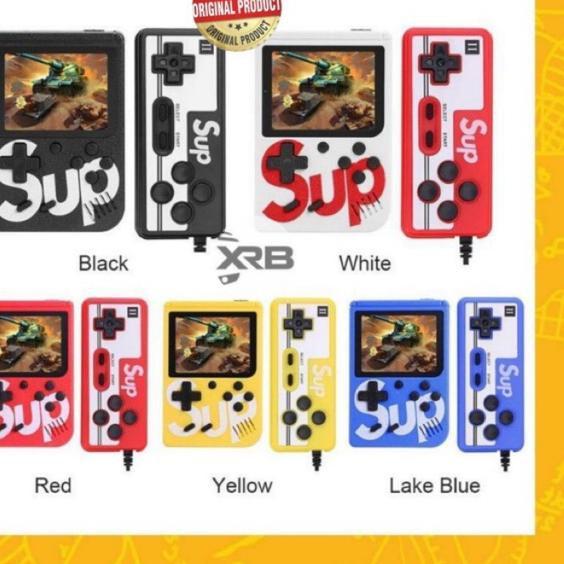 Freshh Game Boy Sega 400in1 Games 8 Bit Sup Gameboy Mini Gamesir Ia Shopee Indonesia