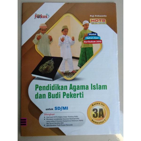LKS Fokus Agama Islam kls 3