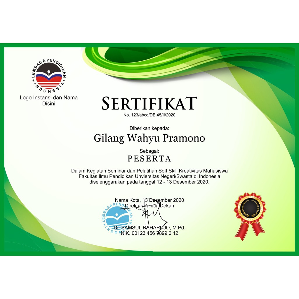 Print Murah Print Sertifikat Dokumen Makalah Proposal Skripsi Dll Shopee Indonesia