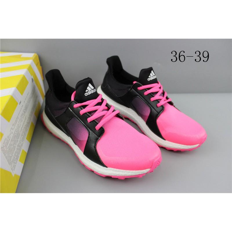 Sepatu Sneakers Desain Adidas Popcorn PriaWanita Warna Gradien Ukuran 36 39
