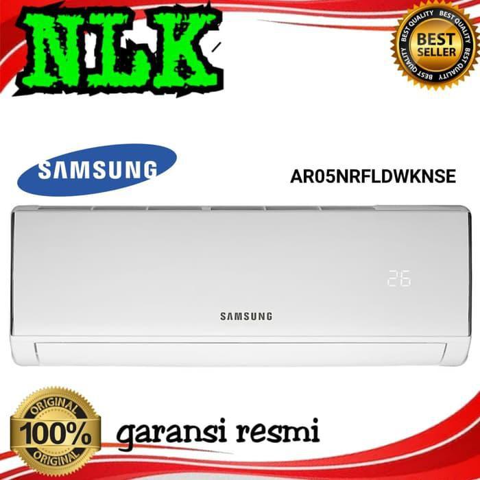 Ac / Ac Samsung 1/2 Pk Ar 05 Nrfldwknse Freon R410 0.5 Pk