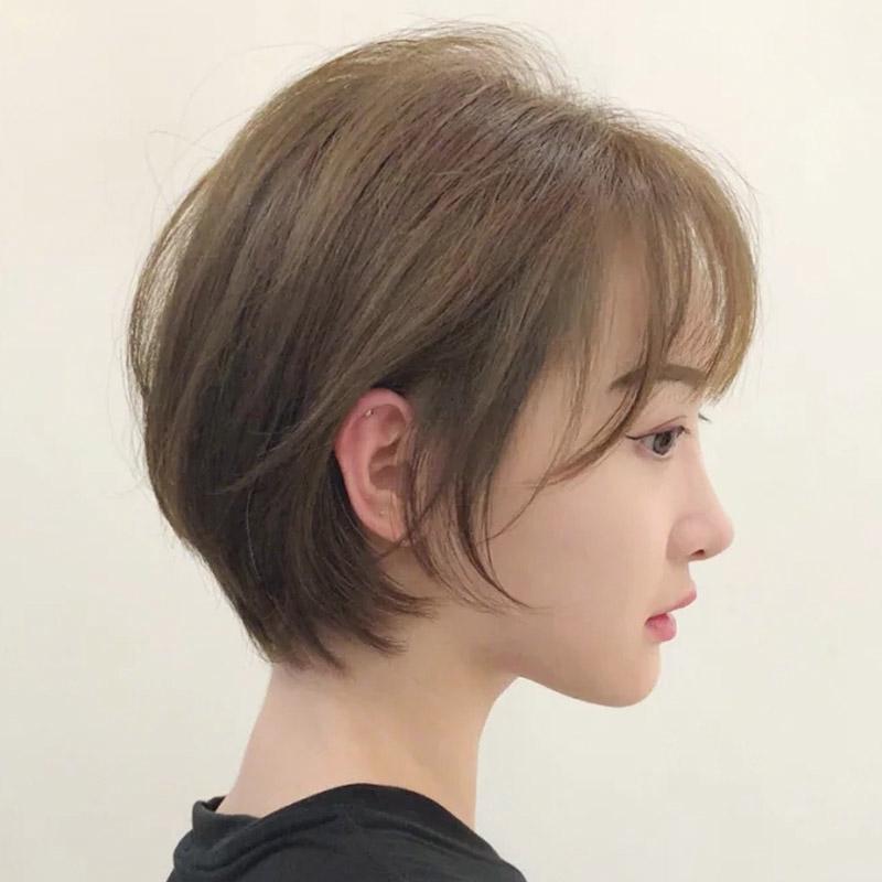 Model Rambut Pendek Anak Ini