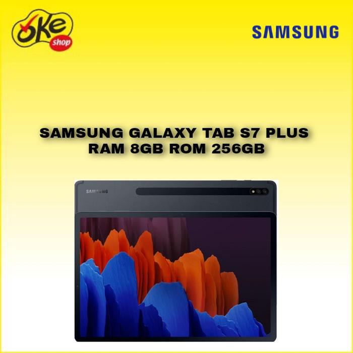tablet mantap coy.... Samsung Galaxy TAB S7 PLUS (8/256GB) - Bronze