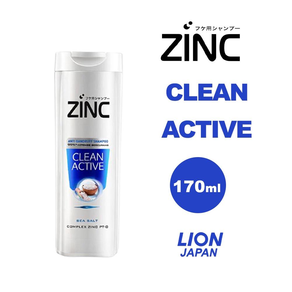 Zinc Shampoo 170ml-Clean Active