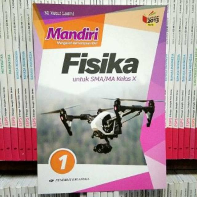 Buku Soal Mandiri Fisika Untuk Sma Ma Kelas 10 X K13 Revisi Shopee Indonesia