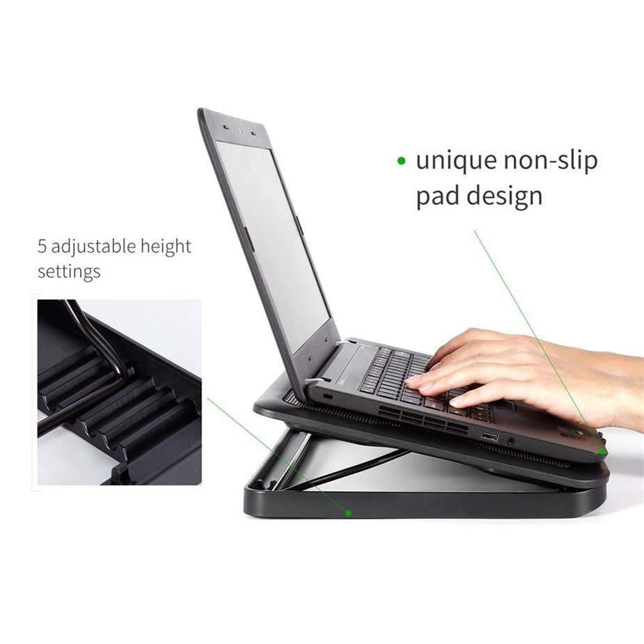 Alas Pendingin Laptop Notebook Tablet Usb Ter Cooling Pad Mini Taffware Universal Cooler Shopee Indonesia