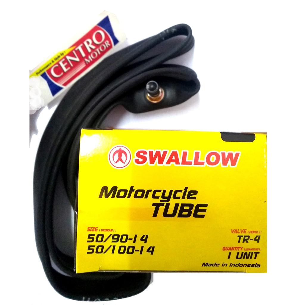 Toko Online Centro Motor Shopee Indonesia Ban Dalam Swallow 50 90 14 100