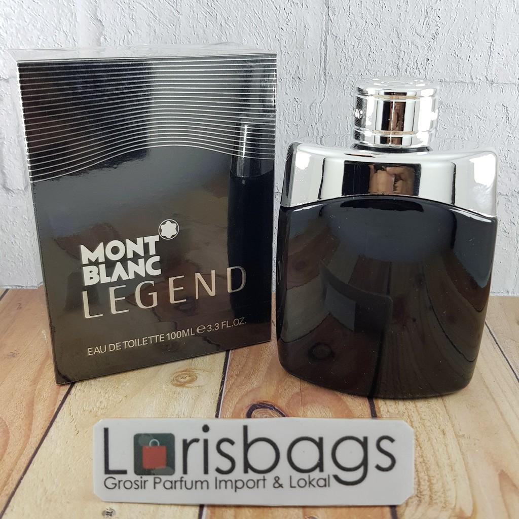 Mont Blanc Legend Eau De Toilette Parfum Original Singapore Shopee Import Indonesia