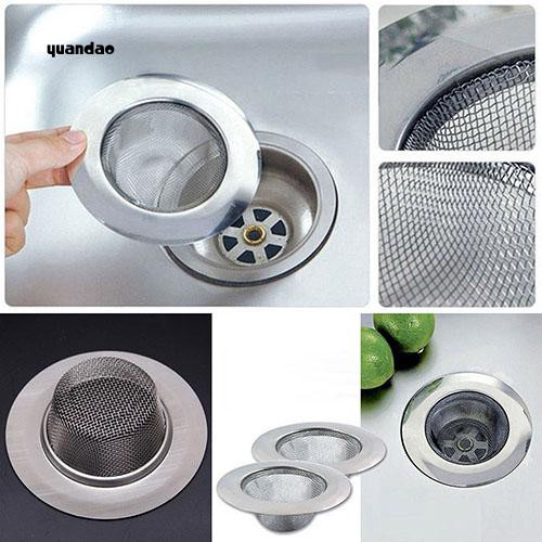 1Pc Circular Stopper Strainer Cut Drain Hair Catcher for Home Kitchen Acce Sink