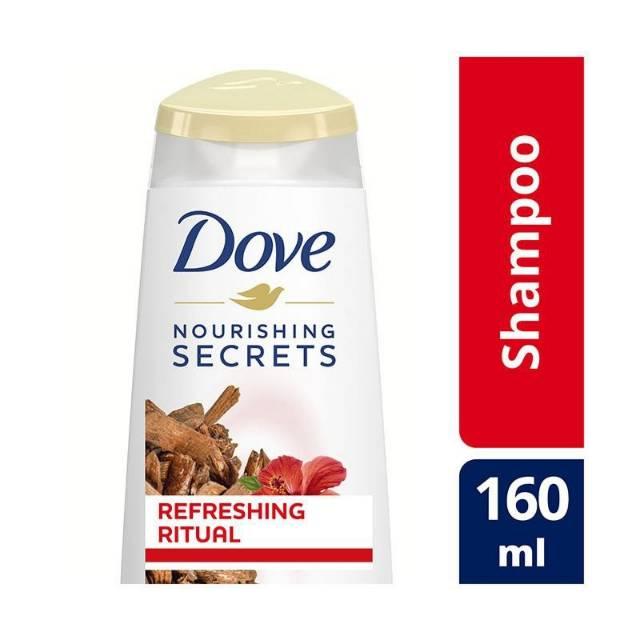 Dove shampoo REFRESHING RITUAL 160ml