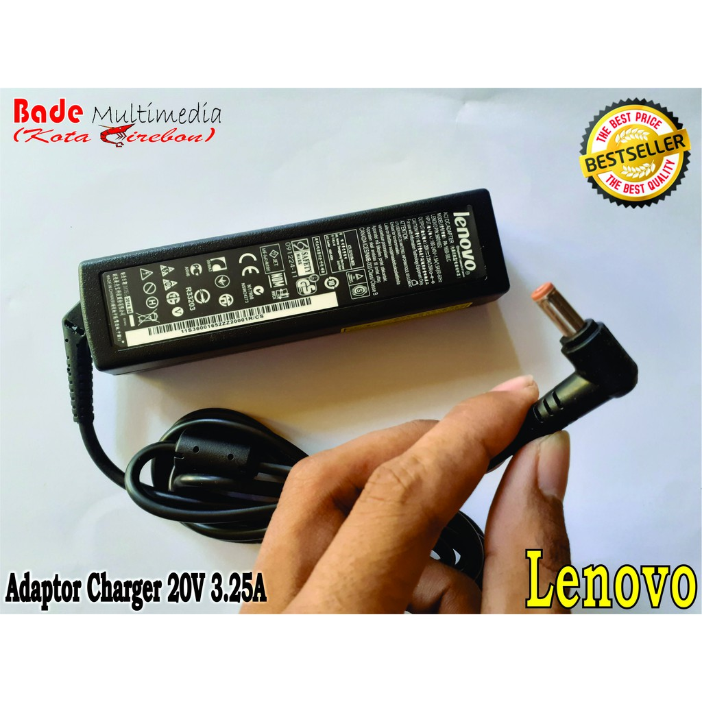 Adaptor Charger Notbok Laptop Lenovo Z370 Z470 Z570 Z460 Z465 20v 2 35a Original Shopee Indonesia