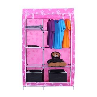 ... Tua Polkadot 105 Nt1. Source · Harga Lemari Kain Oxford Motif Pink Mawar 105 Nt7 Rumah Tangga Source · Funika Rak Kain